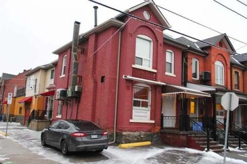 Commercial property for sale at 312 Catharine St Hamilton Ontario - MLS: X4951614