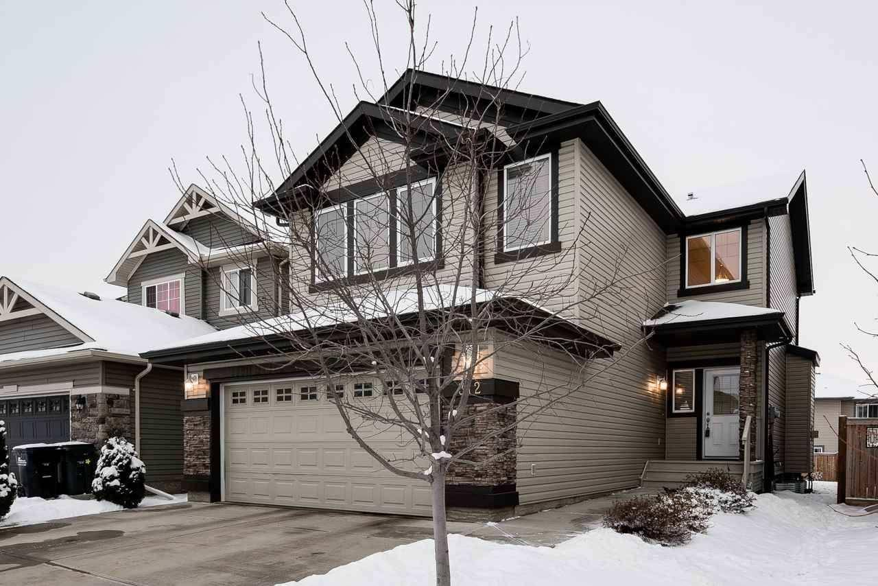 House for sale at 312 Crimson Dr Sherwood Park Alberta - MLS: E4189342