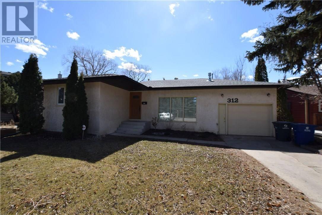 House for sale at 312 Garrison Cres Saskatoon Saskatchewan - MLS: SK784264