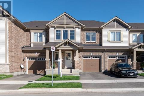 Townhouse for sale at 312 Gillett Pt Milton Ontario - MLS: 30737755