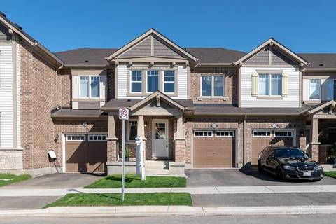 Townhouse for sale at 312 Gillett Pt Milton Ontario - MLS: W4461664