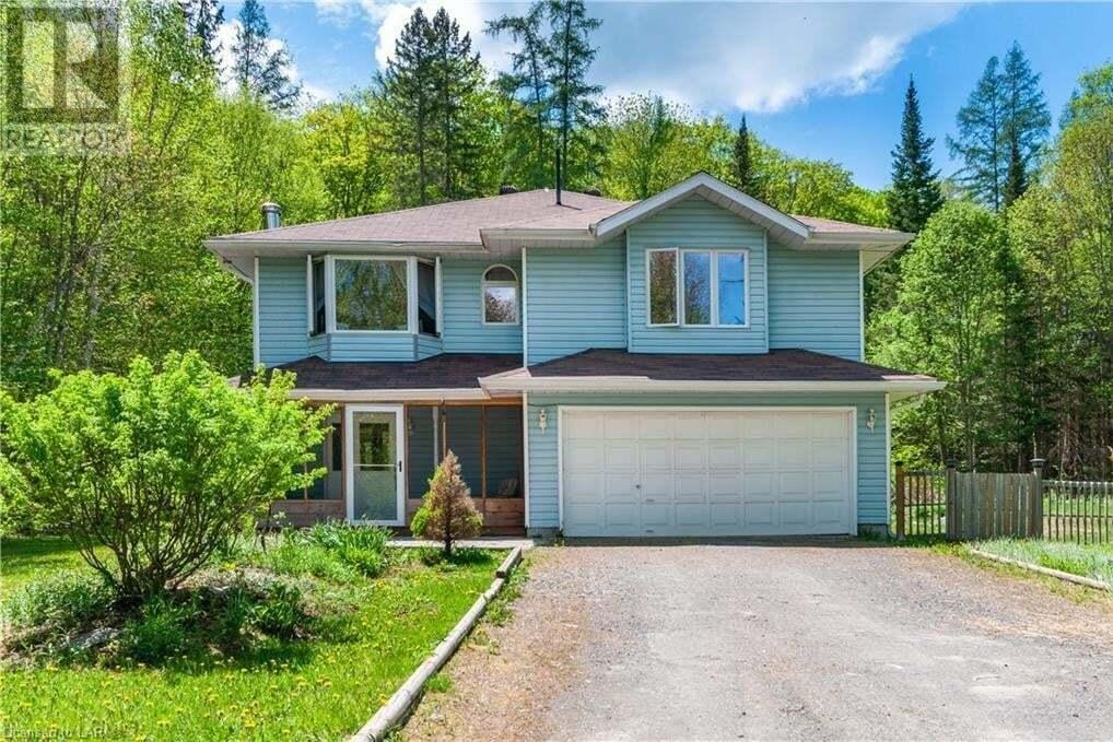 House for sale at 312 Old Aspdin Rd Huntsville Ontario - MLS: 261745