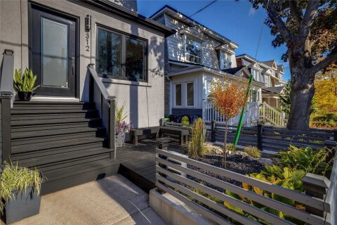 Townhouse for sale at 312 Riverdale Ave Toronto Ontario - MLS: E4990599