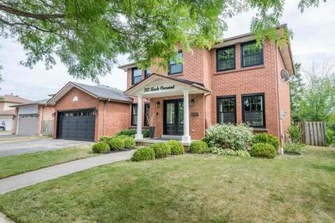 House for sale at 312 Slade Cres Oakville Ontario - MLS: W4840868