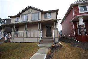 Townhouse for sale at 312 Willow St Cochrane Alberta - MLS: C4286493