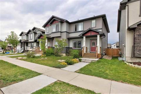 Townhouse for sale at 3120 17 Ave Nw Edmonton Alberta - MLS: E4158738