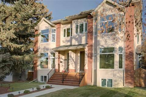 Townhouse for sale at 3120 4a St Northwest Calgary Alberta - MLS: C4256852