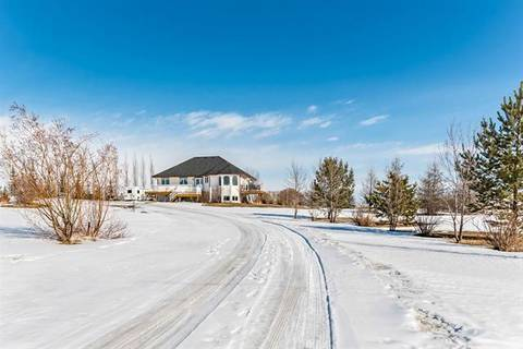 House for sale at 312024 80 St East Rural Foothills County Alberta - MLS: C4290021