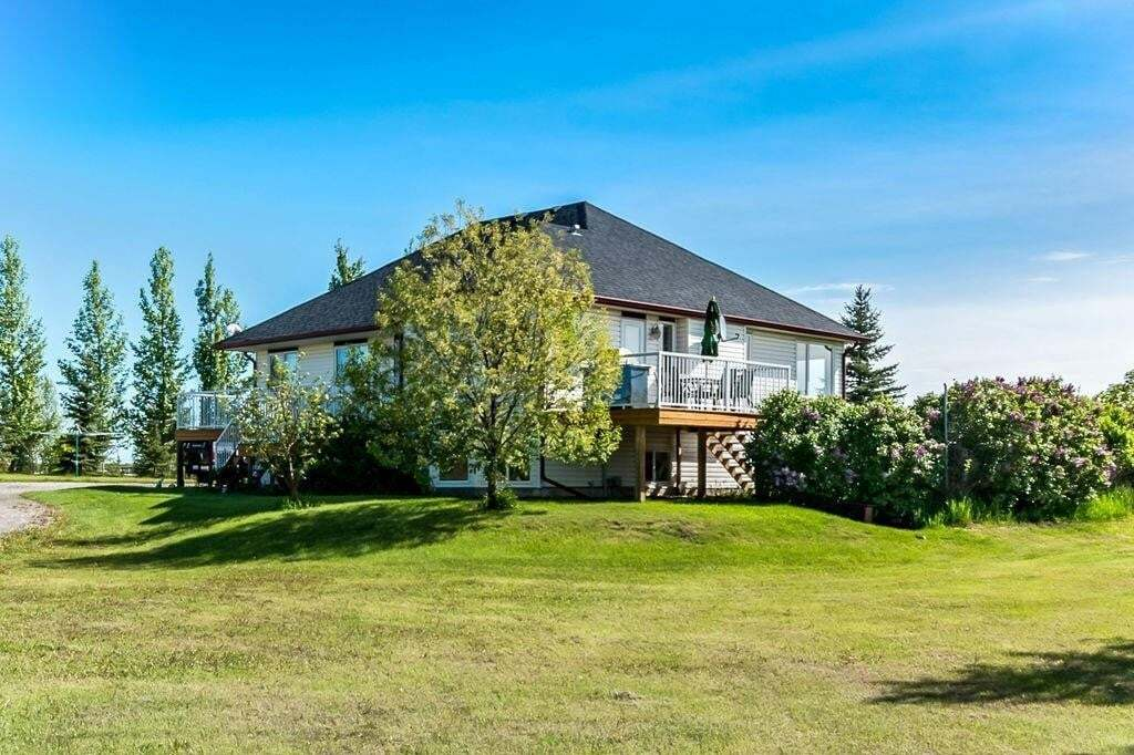 House for sale at 312024 80 St E Rural Foothills M.d. Alberta - MLS: C4290021