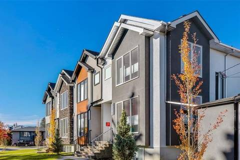 Townhouse for sale at 3123 19 Ave Southwest Calgary Alberta - MLS: C4246172