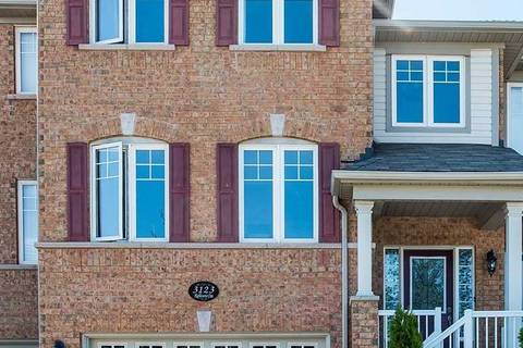 Townhouse for sale at 3123 Highbourne Cres Oakville Ontario - MLS: W4500221