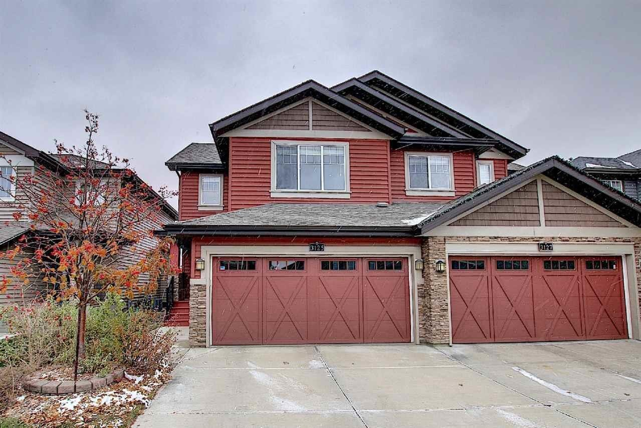 Townhouse for sale at 3125 Whitelaw Dr NW Edmonton Alberta - MLS: E4218855
