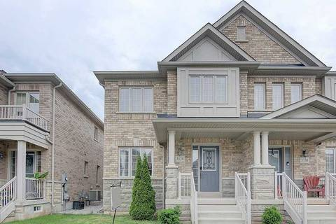 Townhouse for sale at 3128 Robert Brown Blvd Oakville Ontario - MLS: W4494396