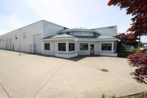 Commercial property for sale at 31290 Wheel Ave Abbotsford British Columbia - MLS: C8025610