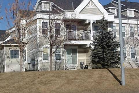 Townhouse for sale at 103 Strathaven Dr Unit 313 Strathmore Alberta - MLS: C4289065