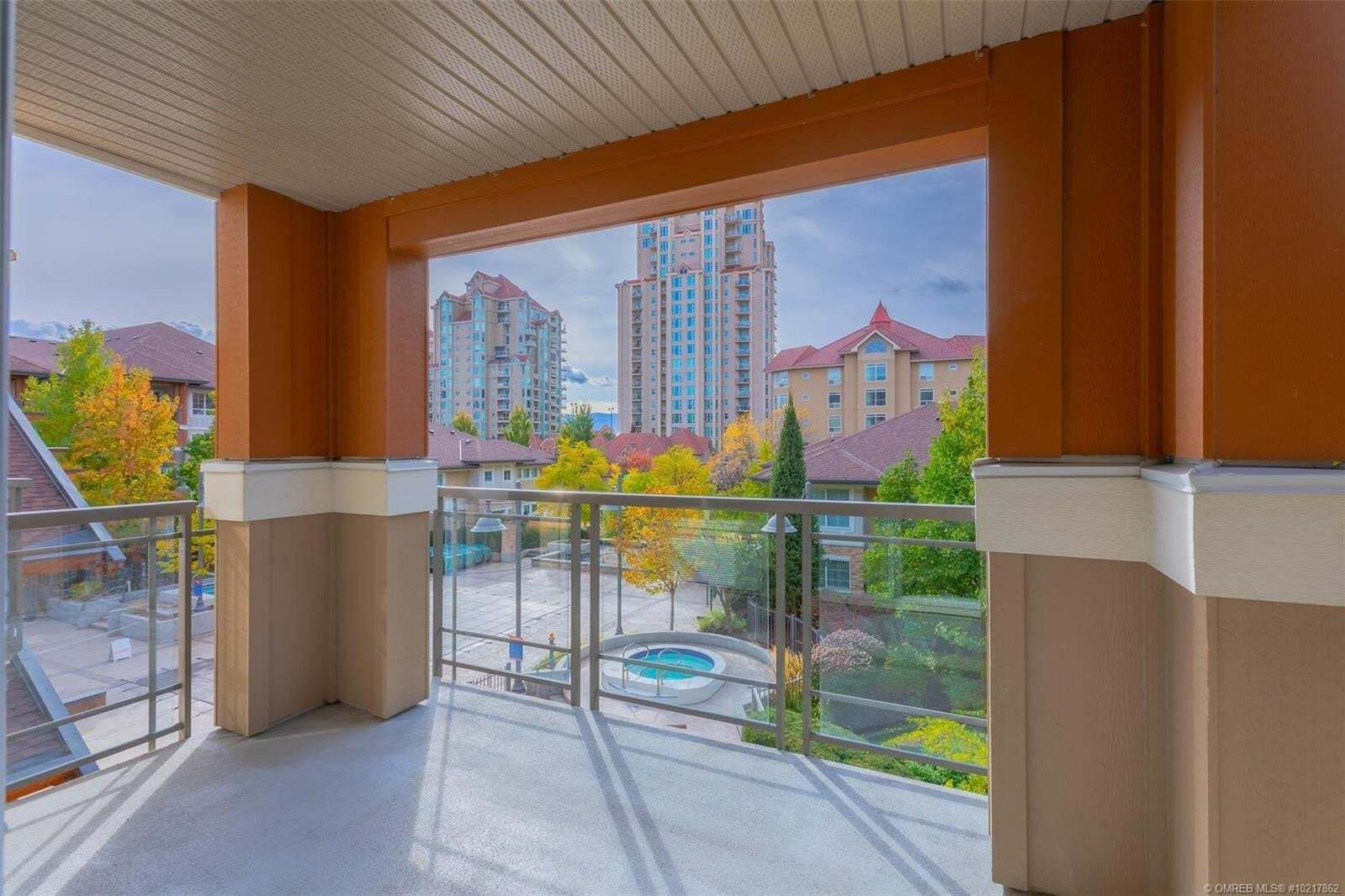 Condo for sale at 1083 Sunset Dr Unit 313 Kelowna British Columbia - MLS: 10217862