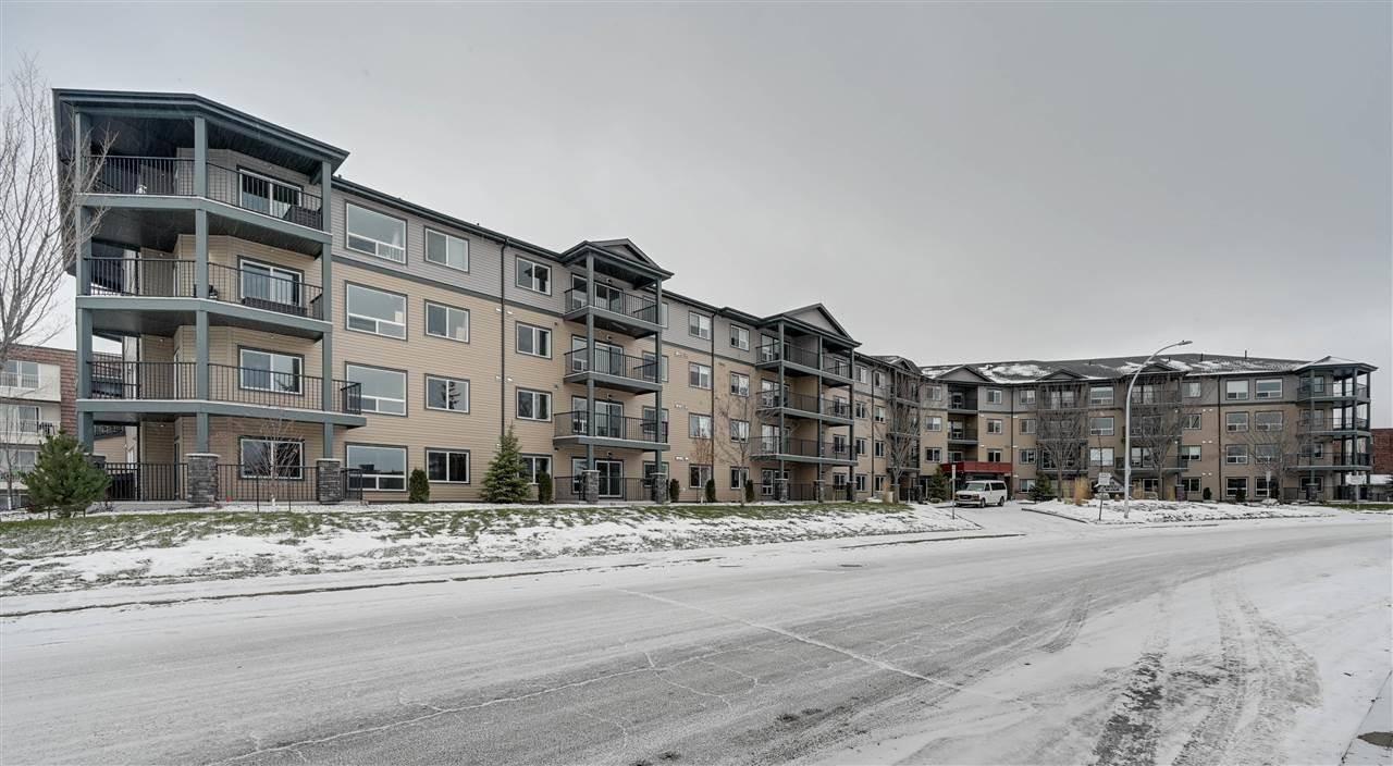 Condo for sale at 11511 27 Ave Nw Unit 313 Edmonton Alberta - MLS: E4181404