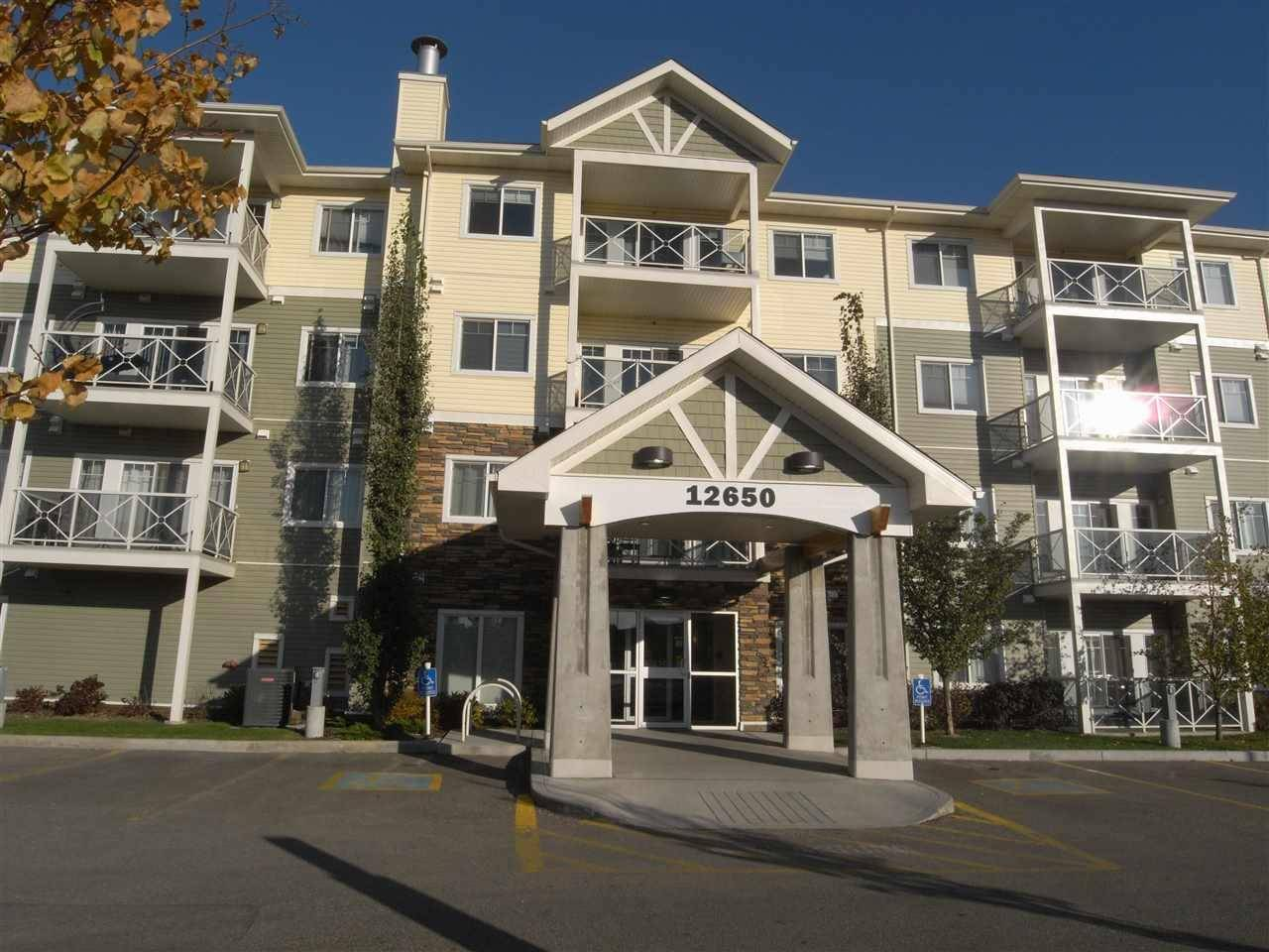 Condo for sale at 12650 142 Ave Nw Unit 313 Edmonton Alberta - MLS: E4178665