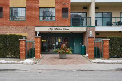 Condo for sale at 33 Wallace St Unit 313 Vaughan Ontario - MLS: N4680232