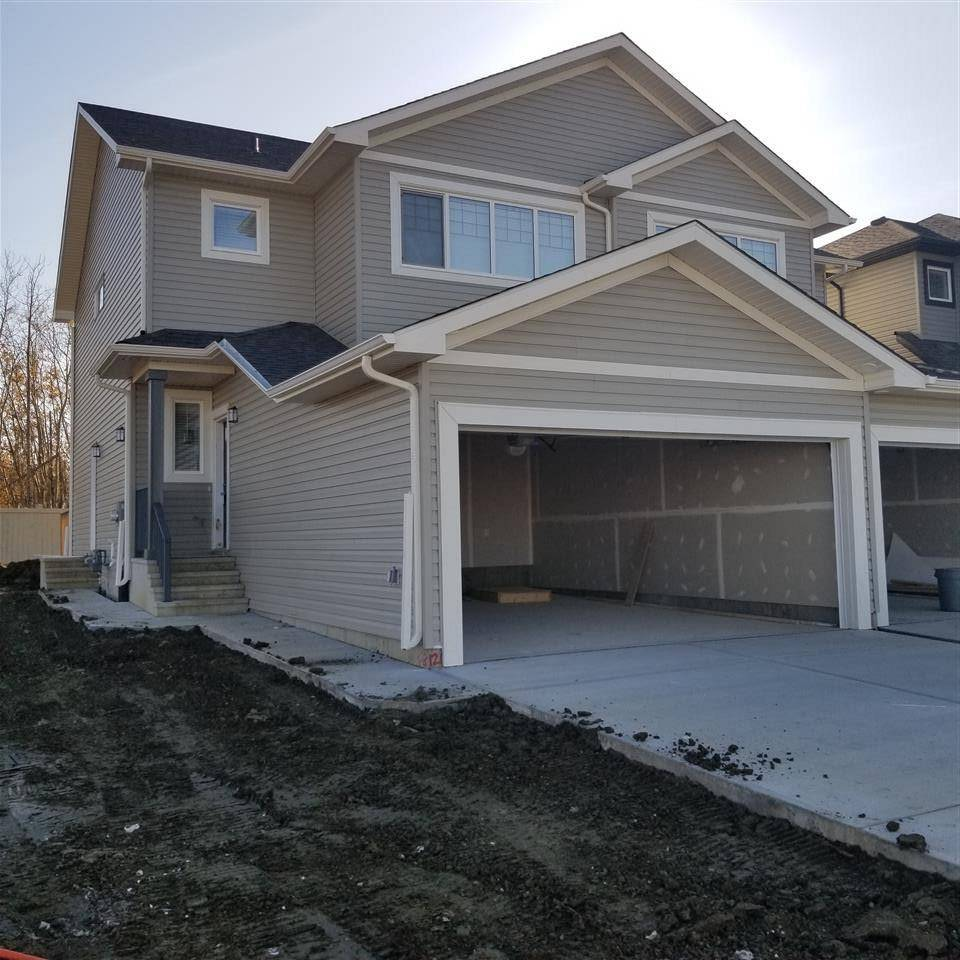 Townhouse for sale at 313 39 Ave Nw Edmonton Alberta - MLS: E4176934