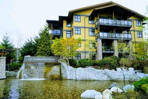 Condo for sale at 4977 Springs Blvd Unit 313 Tsawwassen British Columbia - MLS: R2359439