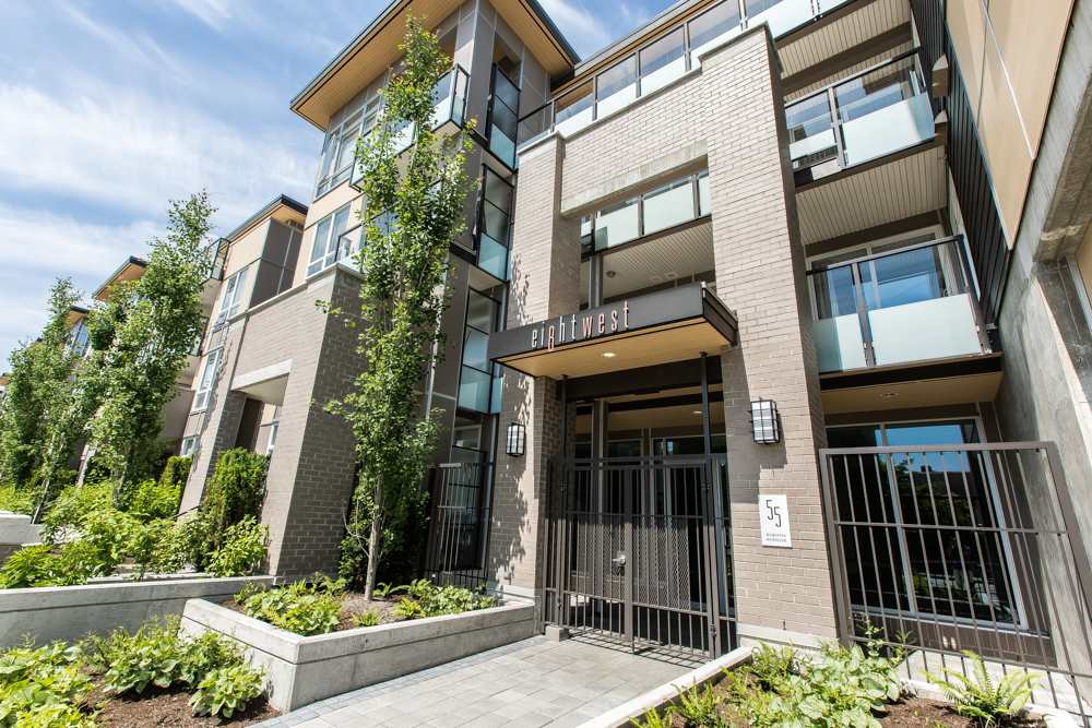 Sold: 313 - 55 Eighth Avenue, New Westminster, BC