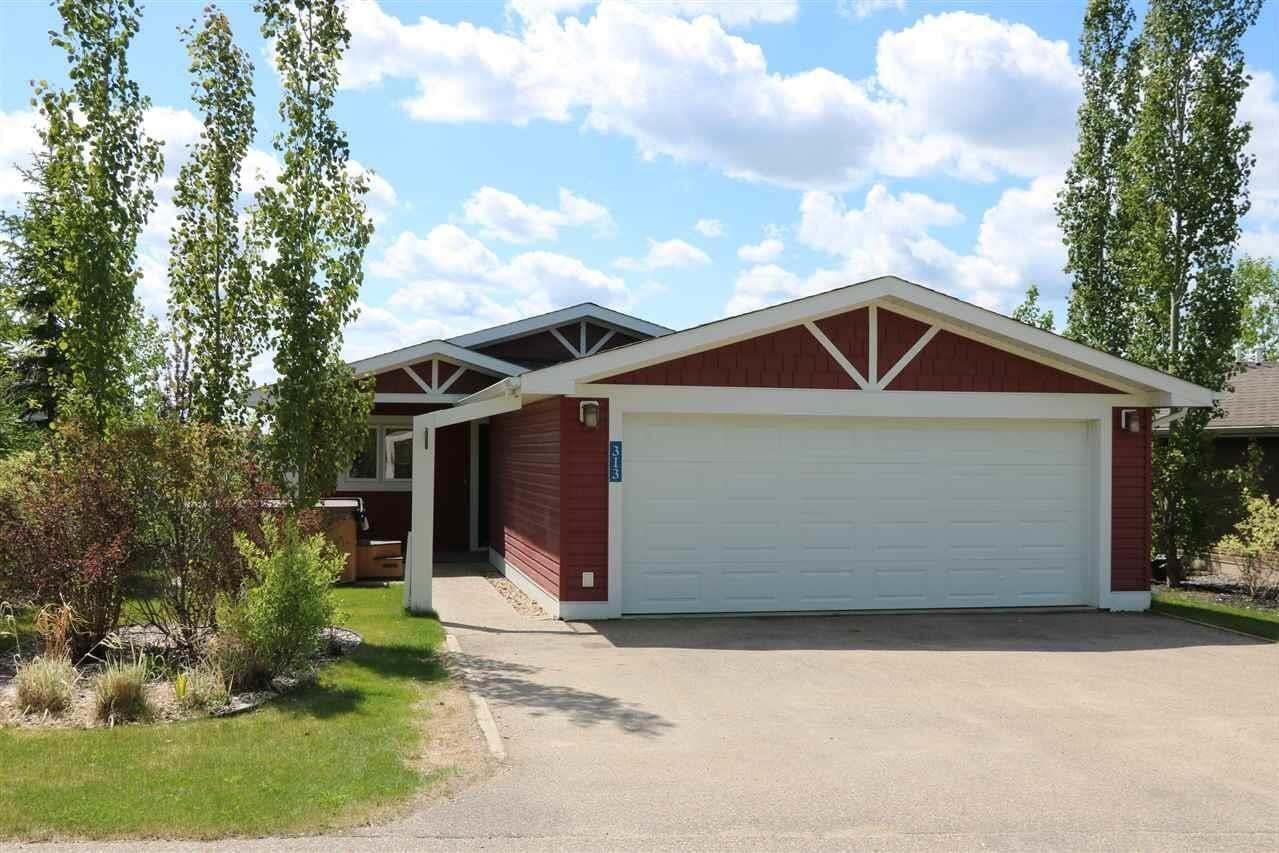 House for sale at 55101 Ste Anne Tr Unit 313 Rural Lac Ste. Anne County Alberta - MLS: E4199964