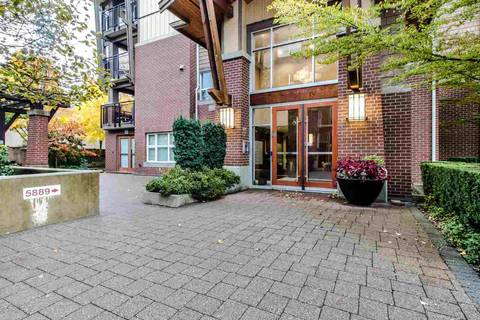 Condo for sale at 5889 Irmin St Unit 313 Burnaby British Columbia - MLS: R2444436