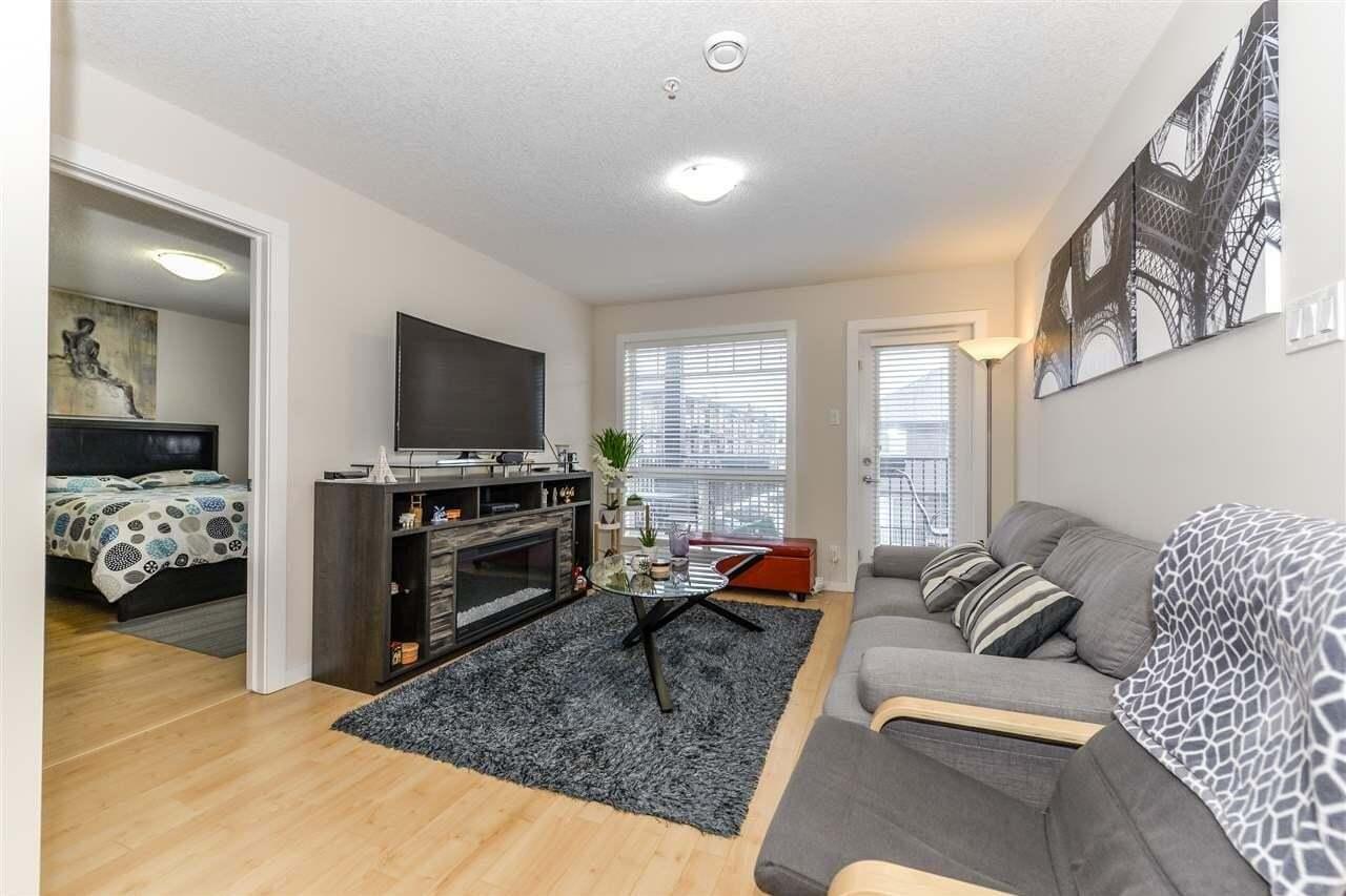Condo for sale at 9517 160 Av NW Unit 313 Edmonton Alberta - MLS: E4216131