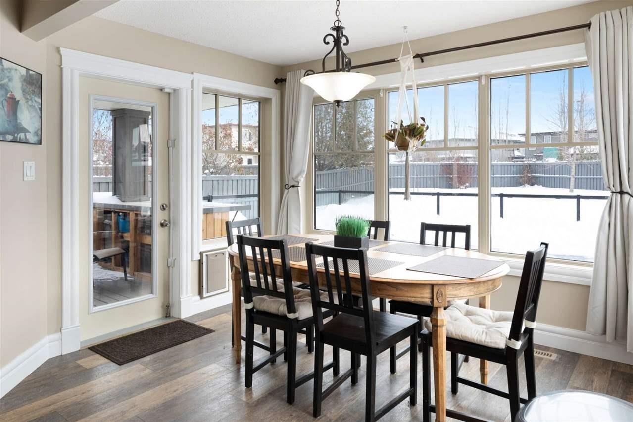 House for sale at 313 Ambleside Li SW Edmonton Alberta - MLS: E4221741