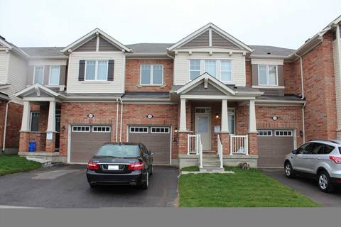 Townhouse for rent at 313 Beasley Terr Milton Ontario - MLS: W4524621