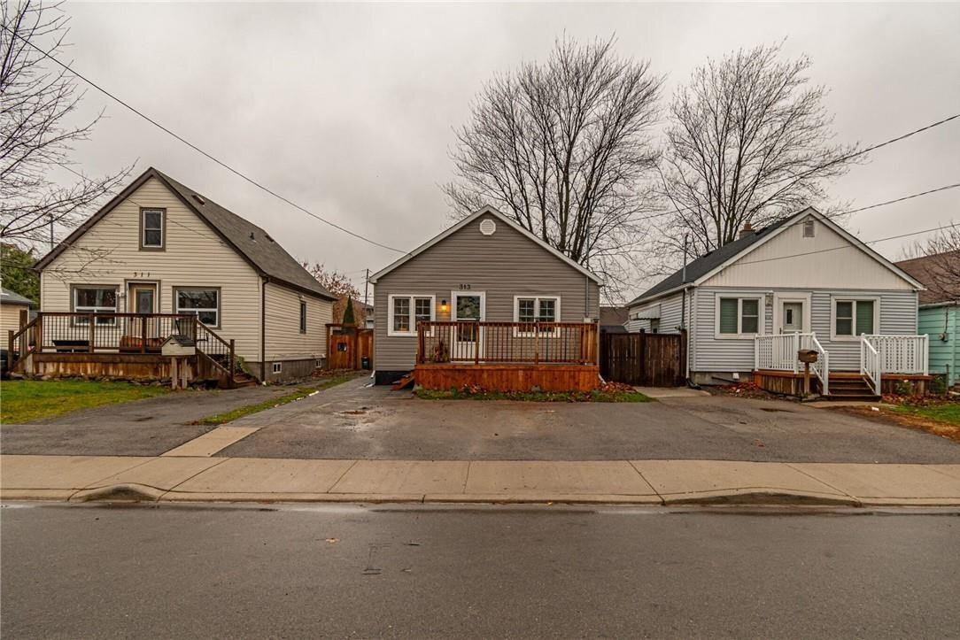 House for sale at 313 Brunswick St Hamilton Ontario - MLS: H4093810
