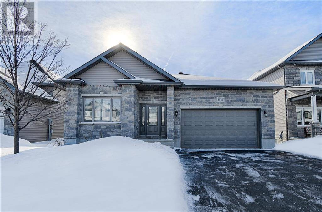 House for sale at 313 Colmar St Embrun Ontario - MLS: 1182258