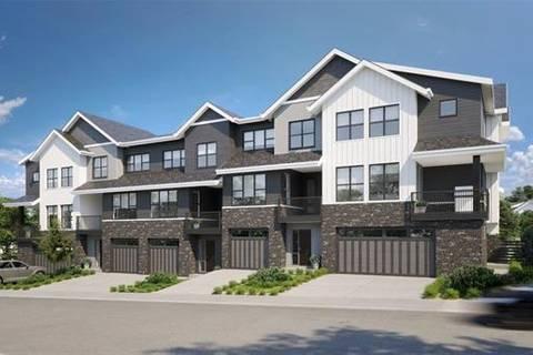 Townhouse for sale at 313 Crestridge Common Southwest Calgary Alberta - MLS: C4295974