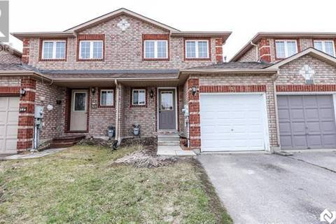 Townhouse for sale at 313 Dunsmore Ln Barrie Ontario - MLS: 30728800
