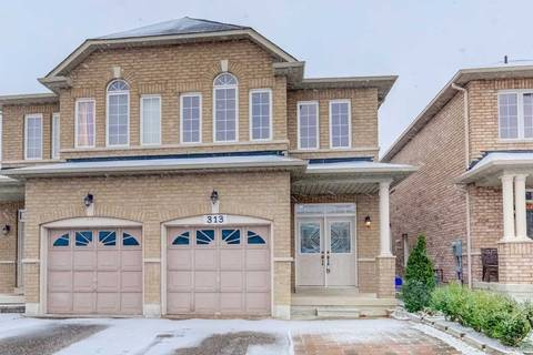 Townhouse for sale at 313 Elson St Markham Ontario - MLS: N4630975