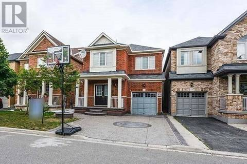 House for sale at 313 Giddings Cres East Milton Ontario - MLS: W4452684
