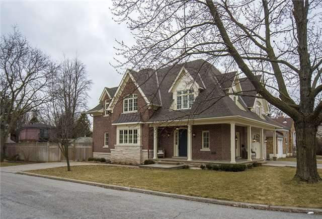 For Sale: 313 Johnston Avenue, Toronto, ON   4 Bed, 4 Bath House for $2,749,000. See 20 photos!