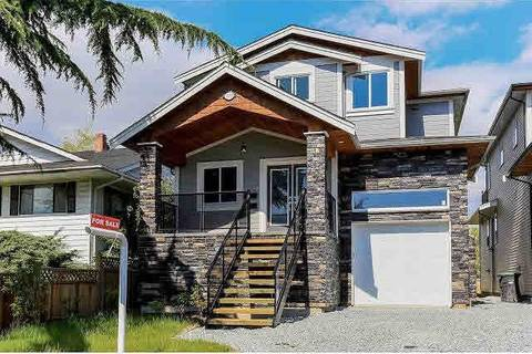 House for sale at 313 Johnston St New Westminster British Columbia - MLS: R2348081