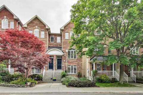Townhouse for sale at 313 Logan Ave Toronto Ontario - MLS: E4777272