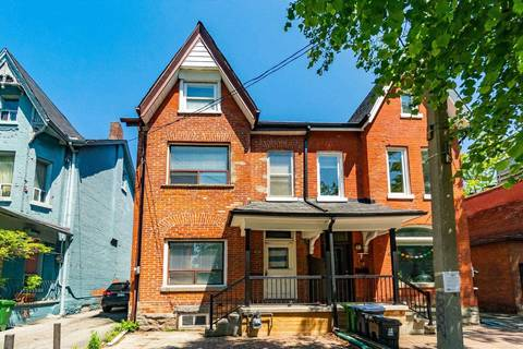 Townhouse for rent at 313 Markham St Toronto Ontario - MLS: C4484319