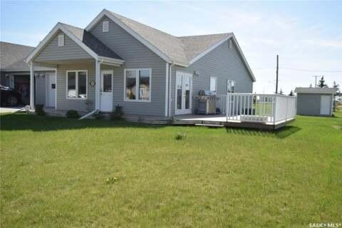 Townhouse for sale at 313 Mcgregor St Davidson Saskatchewan - MLS: SK810346
