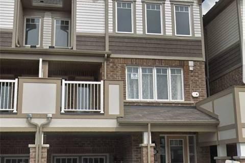 Townhouse for rent at 313 Murlock Hts Milton Ontario - MLS: W4573120