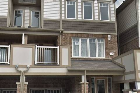 Townhouse for rent at 313 Murlock Hts Milton Ontario - MLS: W4573120