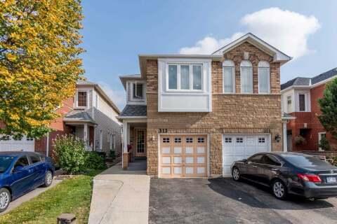 Townhouse for sale at 313 Pressed Brick Dr Brampton Ontario - MLS: W4933321