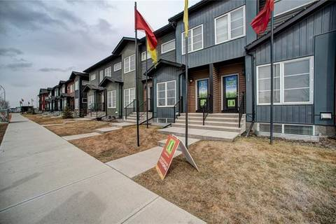Townhouse for sale at 313 Red Embers Pr Northeast Calgary Alberta - MLS: C4286806