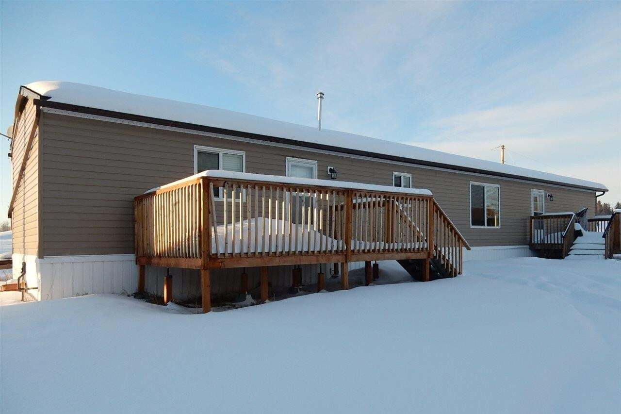 Home for sale at 3130 Hwy 16 Hi Rural Parkland County Alberta - MLS: E4198605