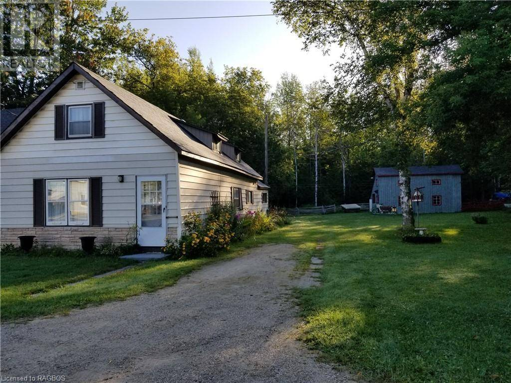 House for sale at 313037 Highway 6 Hy Varney Ontario - MLS: 219677
