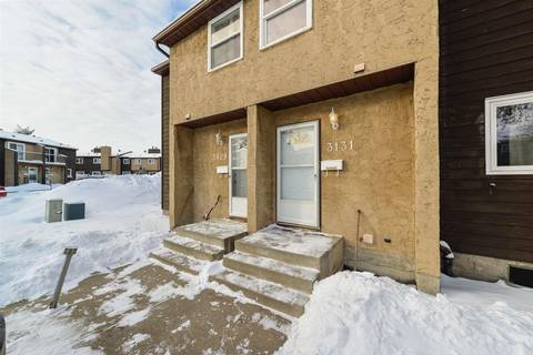 Townhouse for sale at 3131 139 Ave Nw Edmonton Alberta - MLS: E4143682