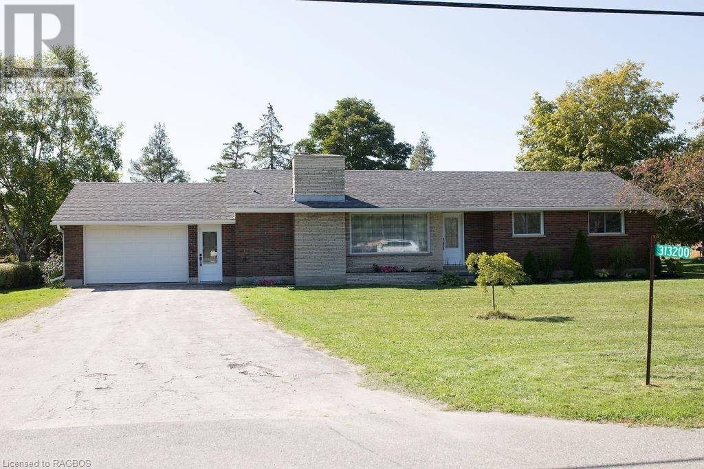 House for sale at 313200 Highway 6 Hy West Grey Ontario - MLS: 222046